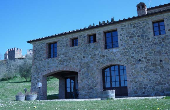 Castello Di Modanella - Accommodation